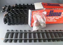 Lima 6801 0 Gauge 12 Straight Steel Tracks 350 mm Mint in Box