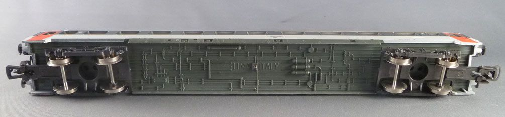 Lima 9241 Ho Sncf Passenger Coach Corail Livery 1°/2° Cl AB N° 618730-30001-5 Mint in box
