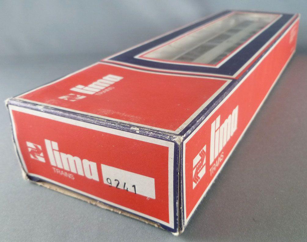 Lima 9241 Ho Sncf Voiture Corail 1°/2° Classe Type AB 618730-30001-5 Neuve Boite