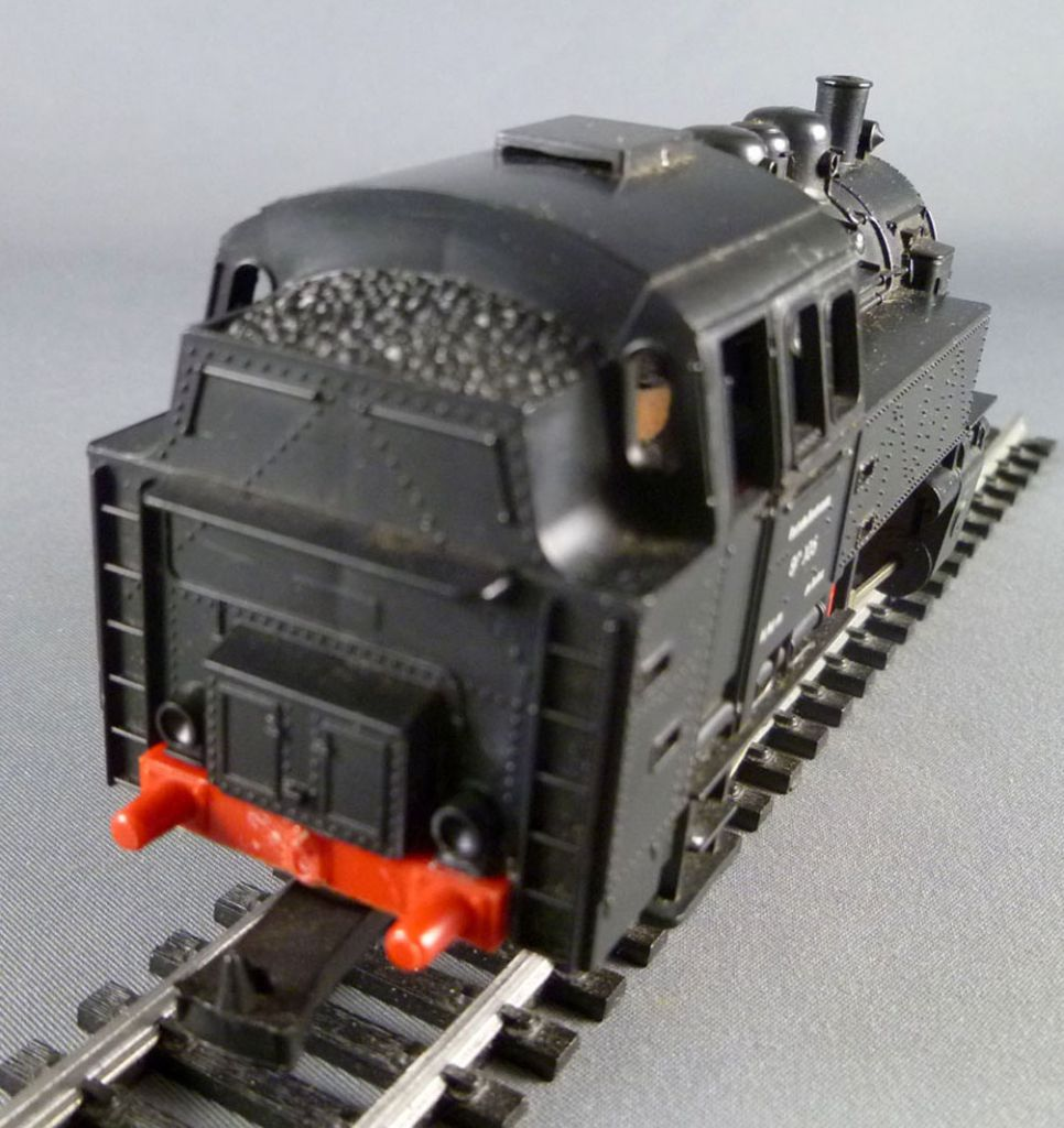 Lima Ho Db Locotender Type O30 Immat 80005 Livrée Noir