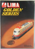 Lima Ho Golden Series 1982 News French Catalogue 8 Colors Pages