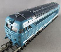 Lima Ho Sncf Diesel Locomotive BB 67001 Blue Livery