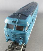 Lima Ho Sncf Locomotive Diesel BB 67001 livrée bleu