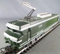 Lima Ho Sncf Locomotive Electrique BB 15002 livrée vert