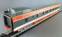 Lima Ho Sncf Voiture 1ère Classe de Tgv Orange Pse