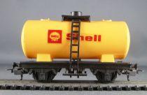 Lima Ho Wagon Citerne Shell 2 Essieux