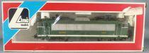 Lima Models 208175L Ho Sncf Electric Locomotive BB 8595 Reversed Light Near Mint in box
