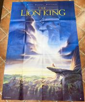 Lion King (Roi Lion) - Affiche 120x160cm - Disney 1994