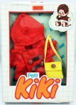 "Little Monchichi - Ajena - Petit Kiki Outfit \""duffle-coat\"""