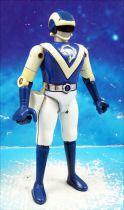 Liveman - Blue Dolphin loose die-cast figure