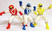 Liveman - set de 3 figurines PVC Yolanda