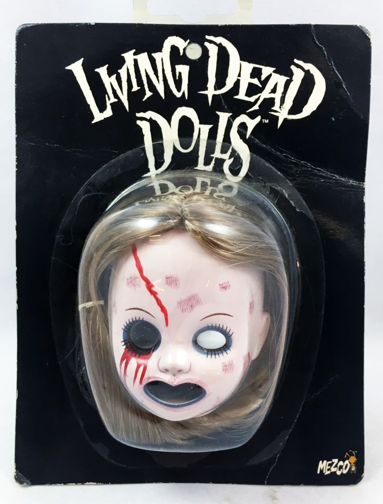 Living Dead Dolls - Taille-crayons Posey (neuf sous blister)