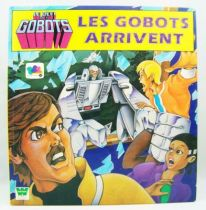 Livre - Editions Whitman-France - \'\'La Gobots arrivent\'\'