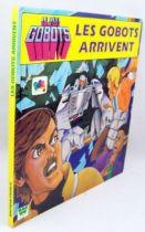 Livre - Editions Whitman-France - \'\'La Gobots arrivent\'\'