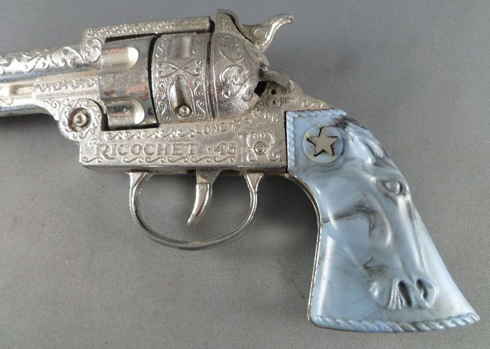 Lone Star Colt Western Métal Ricochet 45 à Amorce