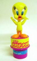 Looney Tunes - 5\'\' Flix Push Puppet - Tweety
