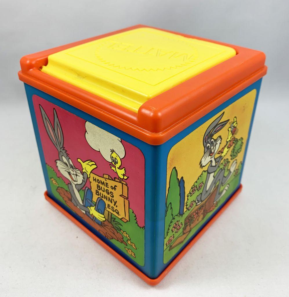 Looney Tunes - Boite à Musique (Diable en Boîte/Jack in the Box) - Mattel Preschool 1981 - Bugs Bunny