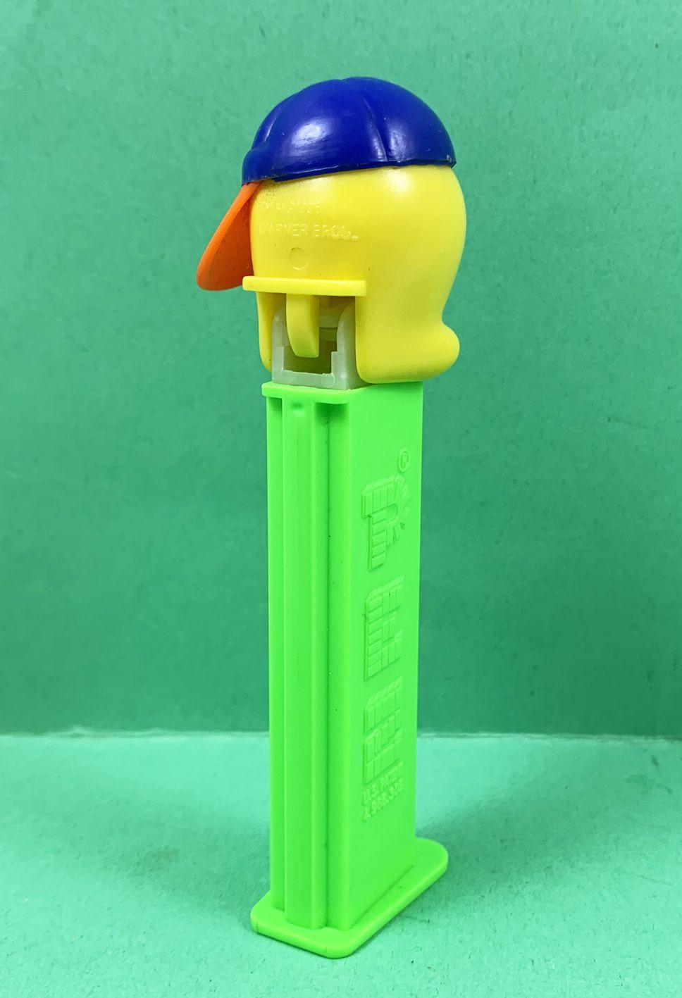 Looney Tunes - Distributeur PEZ - Titi (patent number 4.966.305)
