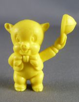 Looney Tunes - Figurine Prémium Monochrome GF - Cochonnet (Jaune)