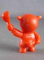 Looney Tunes - Figurine Prémium Monochrome GF - Cochonnet (Rouge)
