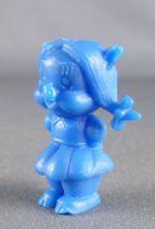 Looney Tunes - Figurine Prémium Monochrome GF - Cochonnette (Bleu)
