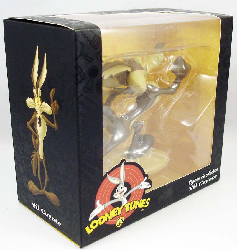 Looney Tunes - Figurine résine Warner Bros. - Vil Coyote