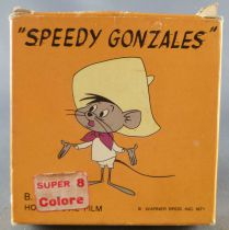 Looney Tunes - Film Super 8 Couleur 15m Techno SG 554 - Speedy Gonzales fait un Entrechat