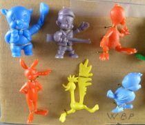 Looney Tunes - GF Monocolor Premium Figure - Complete Set 20 Figures