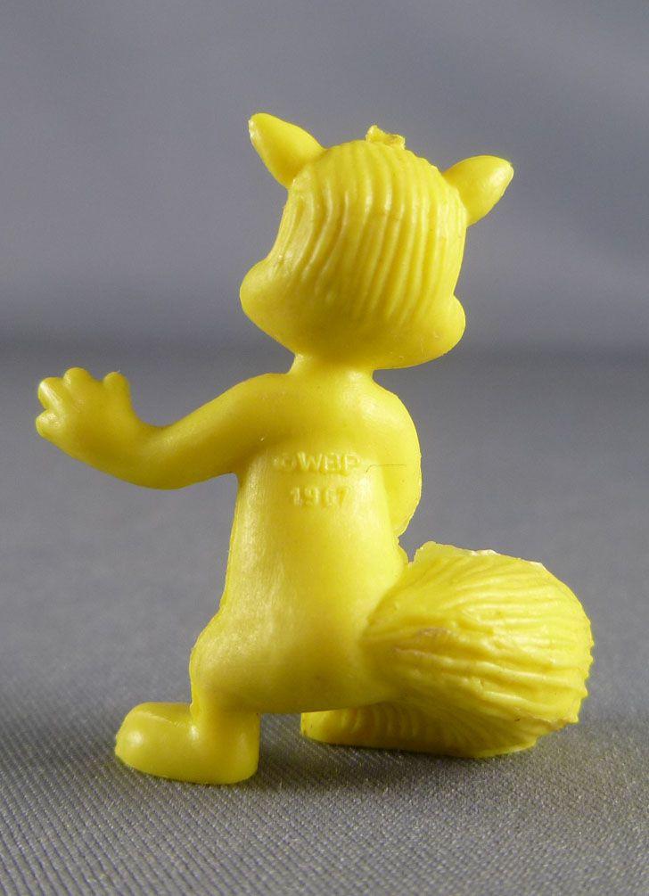 Looney Tunes - GF Monocolor Premium Figure - Pepe The Pew (Yellow)