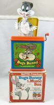 Looney Tunes - Music Box (Jack in the Box) - Mattel Preschool 1981 - Bugs Bunny -
