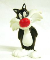 Looney Tunes - PVC Figure Star Toys -  Sylvester \'\'Junior\'\'