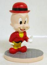 Looney Tunes - Statuette résine Warner Bros. - Elmer Fudd en costume de ville