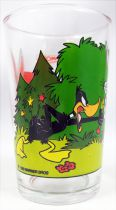 Looney Tunes - Verre à Moutarde Amora - Bugs Bunny archer & Daffy Duck