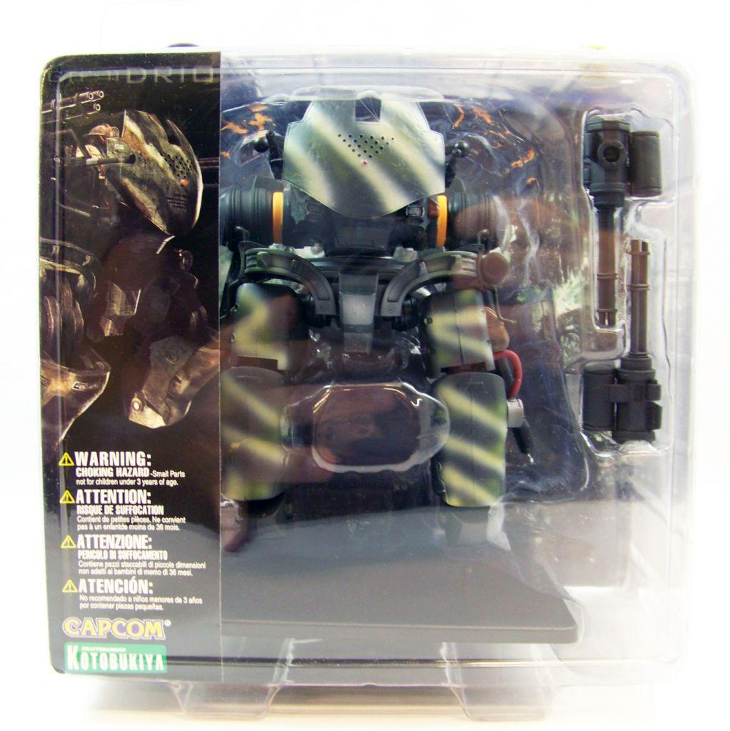 Lost Planet 2 - Kotobukiya / Capcom - GTF-11 Drio