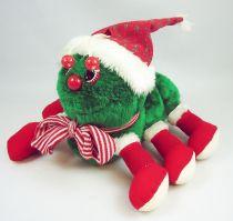 Lots-a-Lots-a-Leggggggs - 6 legs green Santa (loose)
