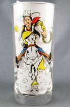 Lucky Luke - Atlas 207 Drinking Glass - Lucky Luke & Jolly Jumper