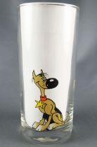 Lucky Luke - Atlas 207 Drinking Glass - Rantanplan
