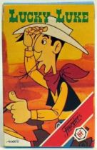 Lucky Luke - Cards game like 7 family Fournier