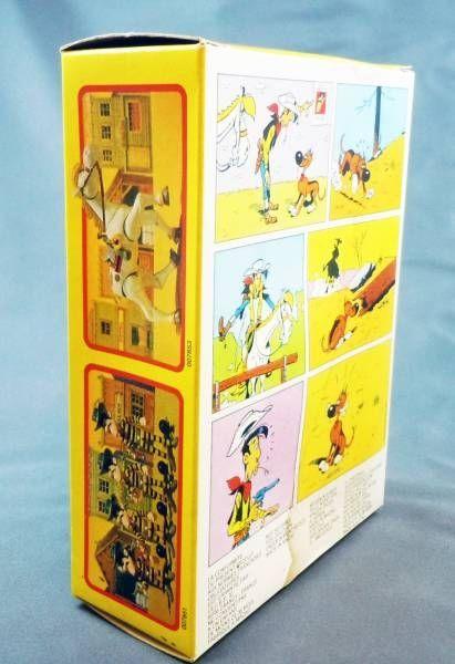 Lucky Luke - Ceji - figurine articulée - Lucky Luke & Rantanplan
