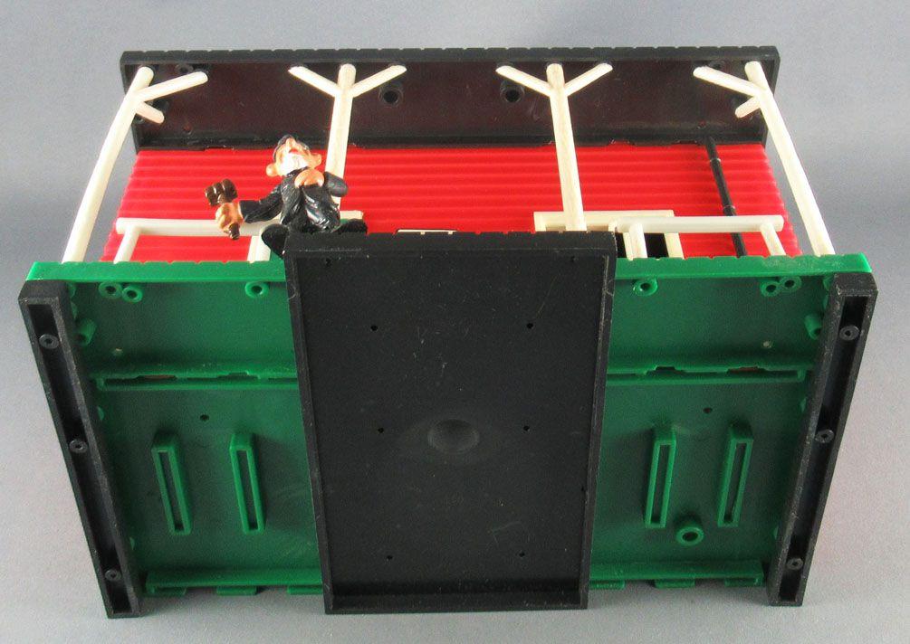 Lucky Luke - Comansi - Batiment Wells Fargo Neuf Boite Réf 707