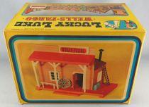 Lucky Luke - Comansi - Building Wells Fargo Mint in Box Ref 707
