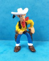 Lucky Luke - Comansi PVC figure - Lucky Luke drawing