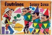 Lucky Luke - Feutrines Volumetrix