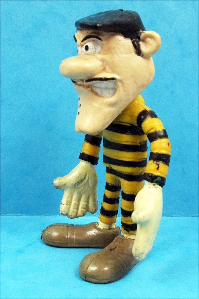 Lucky Luke - Figurine flexible Ceji - Joe Dalton (loose)