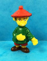Lucky Luke - Figurine PVC Comansi - Chinois