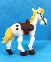 Lucky Luke - Figurine PVC Comansi - Jolly Jumper