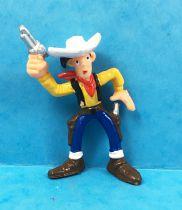 Lucky Luke - Figurine PVC Comansi - Lucky Luke avec revolver
