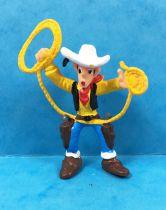 Lucky Luke - Figurine PVC Comansi - Lucky Luke lasso