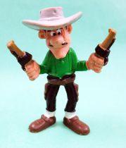 Lucky Luke - Figurine PVC M+B Maia Borges - Jack Dalton hors-la-loi