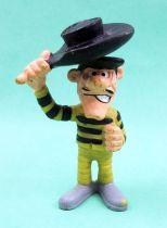 Lucky Luke - Figurine PVC M+B Maia Borges - Joe Dalton bagnard